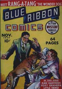 Cover Thumbnail for Blue Ribbon Comics (Archie, 1939 series) #1