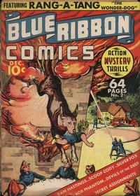 Cover Thumbnail for Blue Ribbon Comics (Archie, 1939 series) #2