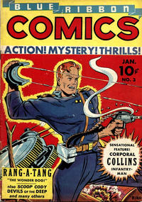 Cover Thumbnail for Blue Ribbon Comics (Archie, 1939 series) #3
