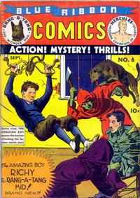 Cover Thumbnail for Blue Ribbon Comics (Archie, 1939 series) #6