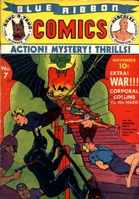 Cover Thumbnail for Blue Ribbon Comics (Archie, 1939 series) #7