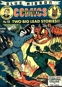 Cover Thumbnail for Blue Ribbon Comics (Archie, 1939 series) #13