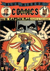 Cover Thumbnail for Blue Ribbon Comics (Archie, 1939 series) #16