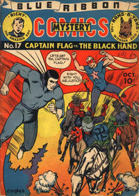 Cover Thumbnail for Blue Ribbon Comics (Archie, 1939 series) #17