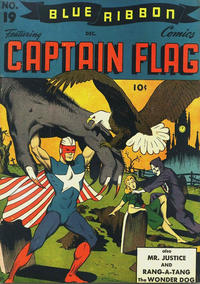 Cover Thumbnail for Blue Ribbon Comics (Archie, 1939 series) #19