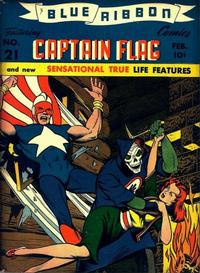 Cover Thumbnail for Blue Ribbon Comics (Archie, 1939 series) #21