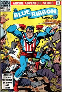 Cover Thumbnail for Blue Ribbon Comics (Archie, 1983 series) #5