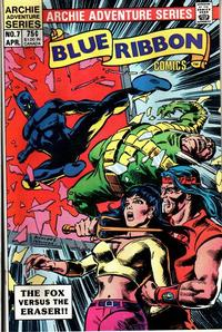 Cover Thumbnail for Blue Ribbon Comics (Archie, 1983 series) #7 [Direct Edition]