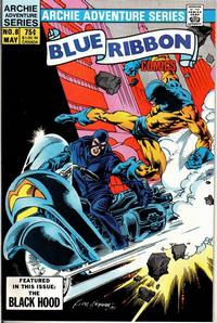 Cover Thumbnail for Blue Ribbon Comics (Archie, 1983 series) #8 [Direct]