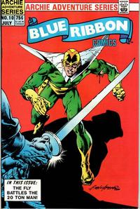 Cover Thumbnail for Blue Ribbon Comics (Archie, 1983 series) #10 [Direct Edition]