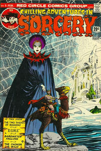 Cover Thumbnail for Chilling Adventures in Sorcery (Archie, 1973 series) #5