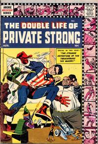 Cover Thumbnail for The Double Life of Private Strong (Archie, 1959 series) #2