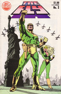 Cover Thumbnail for The Fly (Archie, 1983 series) #2