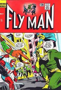 Cover Thumbnail for Adventures of The Fly (Archie, 1960 series) #31