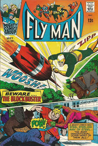 Cover Thumbnail for Fly Man (Archie, 1965 series) #39