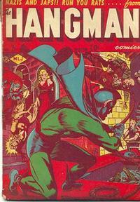 Cover Thumbnail for Hangman Comics (Archie, 1942 series) #5