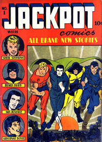 Cover Thumbnail for Jackpot Comics (Archie, 1941 series) #1