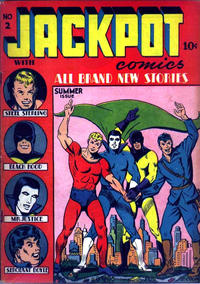 Cover Thumbnail for Jackpot Comics (Archie, 1941 series) #2