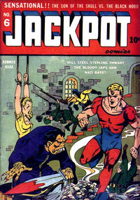 Cover Thumbnail for Jackpot Comics (Archie, 1941 series) #6