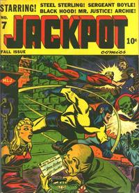 Cover Thumbnail for Jackpot Comics (Archie, 1941 series) #7