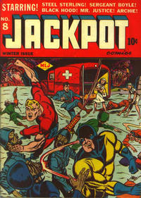 Cover Thumbnail for Jackpot Comics (Archie, 1941 series) #8