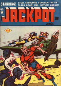 Cover Thumbnail for Jackpot Comics (Archie, 1941 series) #9