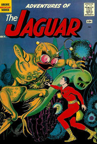 Cover Thumbnail for Adventures of the Jaguar (Archie, 1961 series) #2