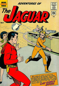 Cover Thumbnail for Adventures of the Jaguar (Archie, 1961 series) #6