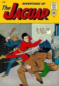 Cover Thumbnail for Adventures of the Jaguar (Archie, 1961 series) #13