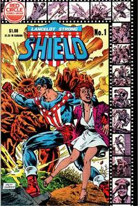 Cover Thumbnail for Lancelot Strong, The Shield (Archie, 1983 series) #1