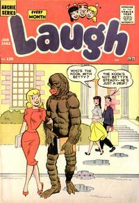 Cover Thumbnail for Laugh Comics (Archie, 1946 series) #130