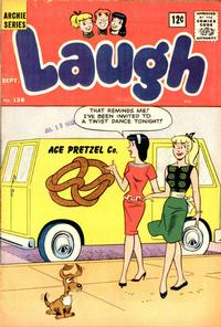 Cover for Laugh Comics (Archie, 1946 series) #138