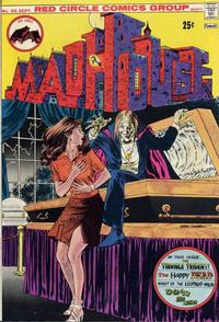 Cover Thumbnail for Mad House (Archie, 1974 series) #95