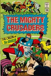 Cover Thumbnail for The Mighty Crusaders (Archie, 1965 series) #1