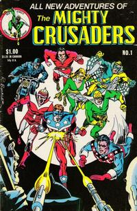 Cover Thumbnail for The Mighty Crusaders (Archie, 1983 series) #1