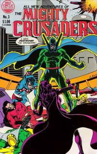 Cover Thumbnail for The Mighty Crusaders (Archie, 1983 series) #3