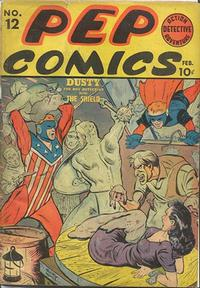 Cover Thumbnail for Pep Comics (Archie, 1940 series) #12