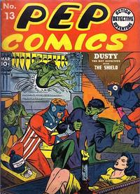 Cover Thumbnail for Pep Comics (Archie, 1940 series) #13