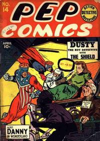 Cover Thumbnail for Pep Comics (Archie, 1940 series) #14