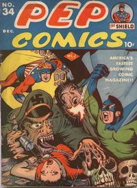 Cover Thumbnail for Pep Comics (Archie, 1940 series) #34