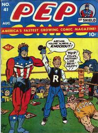 Cover Thumbnail for Pep Comics (Archie, 1940 series) #41
