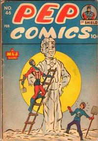 Cover Thumbnail for Pep Comics (Archie, 1940 series) #46