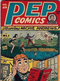 Cover Thumbnail for Pep Comics (Archie, 1940 series) #49