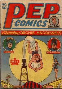 Cover Thumbnail for Pep Comics (Archie, 1940 series) #50