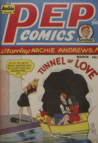 Cover Thumbnail for Pep Comics (Archie, 1940 series) #56
