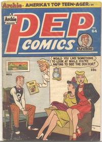 Cover Thumbnail for Pep Comics (Archie, 1940 series) #64