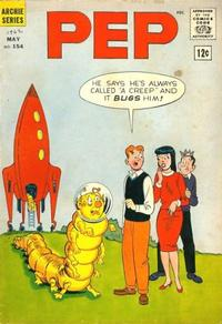 Cover Thumbnail for Pep (Archie, 1960 series) #154