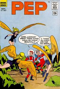 Cover Thumbnail for Pep (Archie, 1960 series) #157