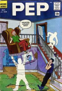 Cover Thumbnail for Pep (Archie, 1960 series) #158