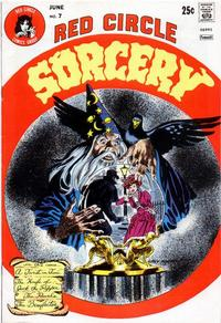 Cover Thumbnail for Red Circle Sorcery (Archie, 1974 series) #7